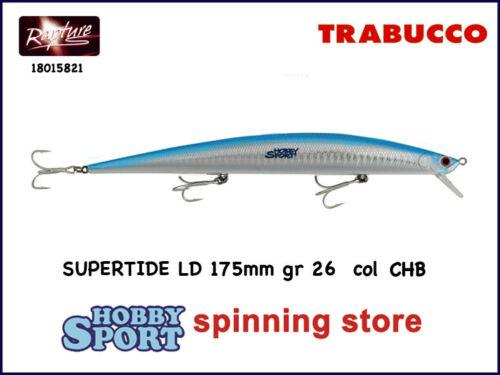 SUPERTIDE LD 26 GR COL CHB BLUE FLOATING 175 mm LONG DISTANCE RAPTURE
