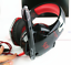3.5mm LED Gaming Mic Headset Headphones Stereo For PC PS4 Xbox Laptop Adapter