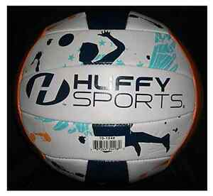 Huffy-Volleyball-Standard-Size-30-BALL-CASE-Indoor-Outdoor-Waterproof