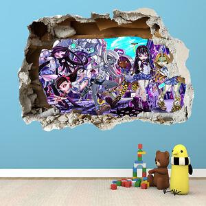MONSTER-HIGH-SMASHED-WALL-STICKER-3D-BEDROOM-BOYS-GIRLS-WALL-ART-DECAL
