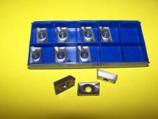 ! NEW - APKT 1604 PDER TiALN COATED  10 pcs. - FREE SHIPPING !
