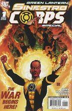 Green Lantern Sinestro Corps Special Geoff Johns Van Sciver DC 1st Print NM