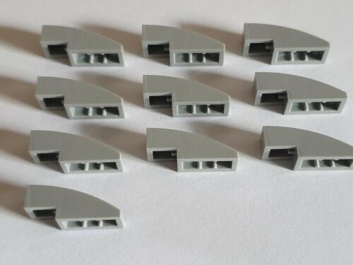 LEGO® 10 x 50950 Dachbogen Stein 1 x 3 hellgrau 4251163 I16 Slope