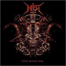 INFEST (SRB) - Cold Blood War CD