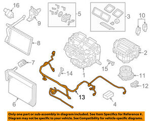 Details about BMW OEM 13-15 X1 2.0L-L4 Evaporator Heater-Wiring Harness on maxi-seal harness, alpine stereo harness, oxygen sensor extension harness, electrical harness, fall protection harness, cable harness, nakamichi harness, safety harness, dog harness, pony harness, radio harness, obd0 to obd1 conversion harness, engine harness, suspension harness, battery harness, pet harness, amp bypass harness,
