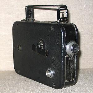 1932 Cine Kodak Eight model 20 8mm camera