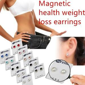 Bio-Magnetic-Therapy-Earrings-Studs-for-Slimming-Weight-Loss-6mm-ER15