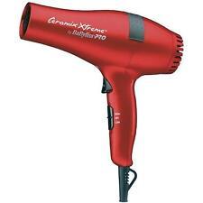 Babyliss PRO Ceramix Xtreme Ceramic Light Salon Hair Blow Dryer BABR5572 Red