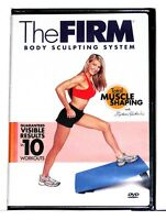 Dvd Video Exercise Fitness Routine The Firm Total Muscle Shaping