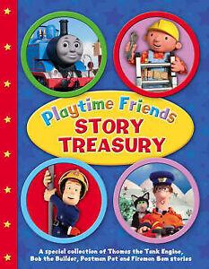 Playtime-Friends-Story-Treasury-Apsley-Brenda-Ed-Good-Book