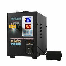 Sunkko 737g Battery Spot Welder For 1865014500 Lithium Battery 220v