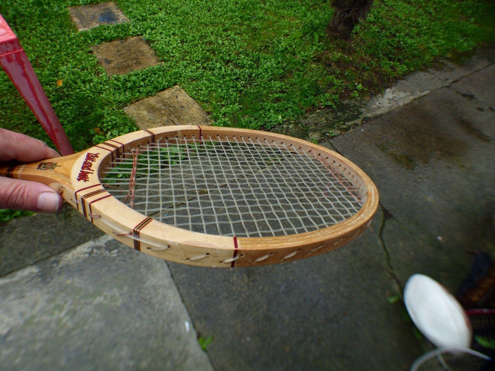 raquette de tennis fils vintage J Siane et fils tennis Last and best   bois wooden 61bcba
