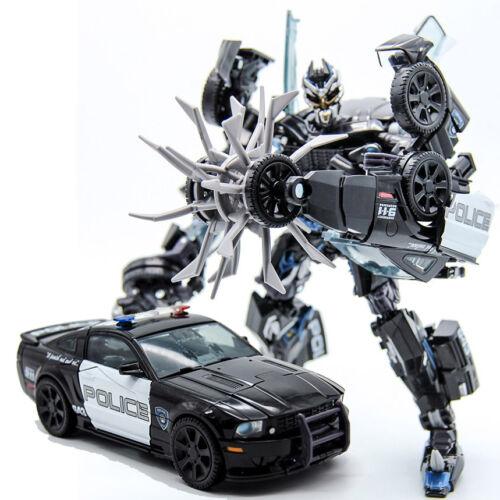 Masterpiece MPM05 Barricade Car Action Figure 18CM Toy