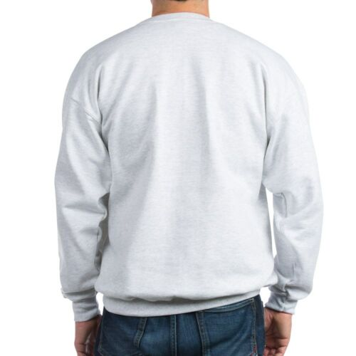 Yorkie Double Trouble CafePress Classic Crew Neck Sweatshirt