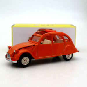 Atlas-1-43-Dinky-toys-011500-Citroen-2CV-Diecast-Models-Collection