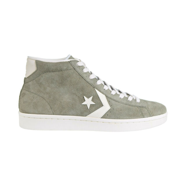 Converse Pro Leather Mid 157690C Medium Olive Mens Shoes Size 10