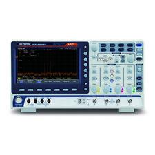 Instek Mdo 2204ex 200 Mhz 4 Ch Dso Analyzer 25mhz Awg Dmm