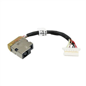 Hot-AC-DC-Power-Jack-Harness-W-Cable-For-HP-ProBook-430-G4-440-G4-450-G4-470-G4
