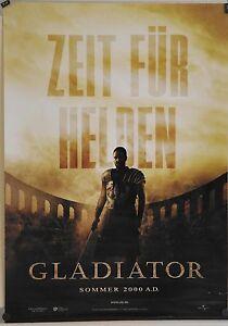 (Gerollt) Kinoplakat - Gladiator (2000) Russell Crowe, Joaquin Phoenix #31308 - <span itemprop=availableAtOrFrom>Buchholz, Deutschland</span> - Vollständige Widerrufsbelehrung Widerrufsbelehrung Widerrufsrecht Sie haben das Recht, binnen eines Monats ohne Angabe von Gründen diesen Vertrag zu widerrufen. Die Widerrufsfrist beträg - Buchholz, Deutschland