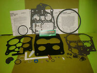 Carburetor Rebuild Kit Rochester Quadrajet 75 Buick Oldsmobile 75-79 Pontiac