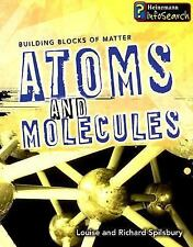 Atoms and Molecules (Building Blocks of Matter)-ExLibrary