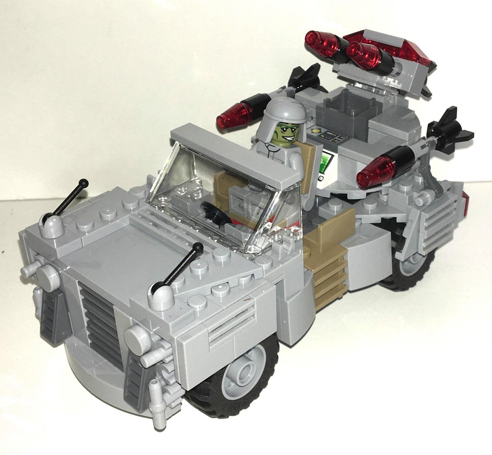 Original LEGO NEW PARTS - - - ROCKET LAUNCHER MAD MAX CAR CUSTOM VEHICLE my design 97f3b9