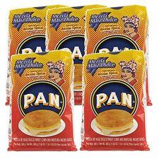 5x Harina PAN Sweet Corn Meal Mix Mezcla de Maiz Dulce 5 x 500 g