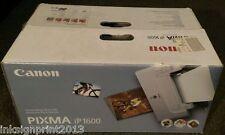 Canon PIXMA ip1600 DIGITAL PHOTO IinkJet Printer - New In Box, Never Used