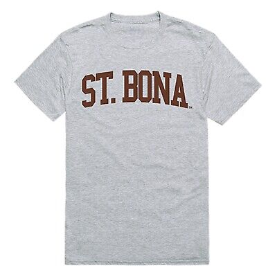 detailed look 7933d 521f5 St. Bonaventure University Bonnies SBU NCAA College Cotton Game Day Tee  T-Shirt | eBay