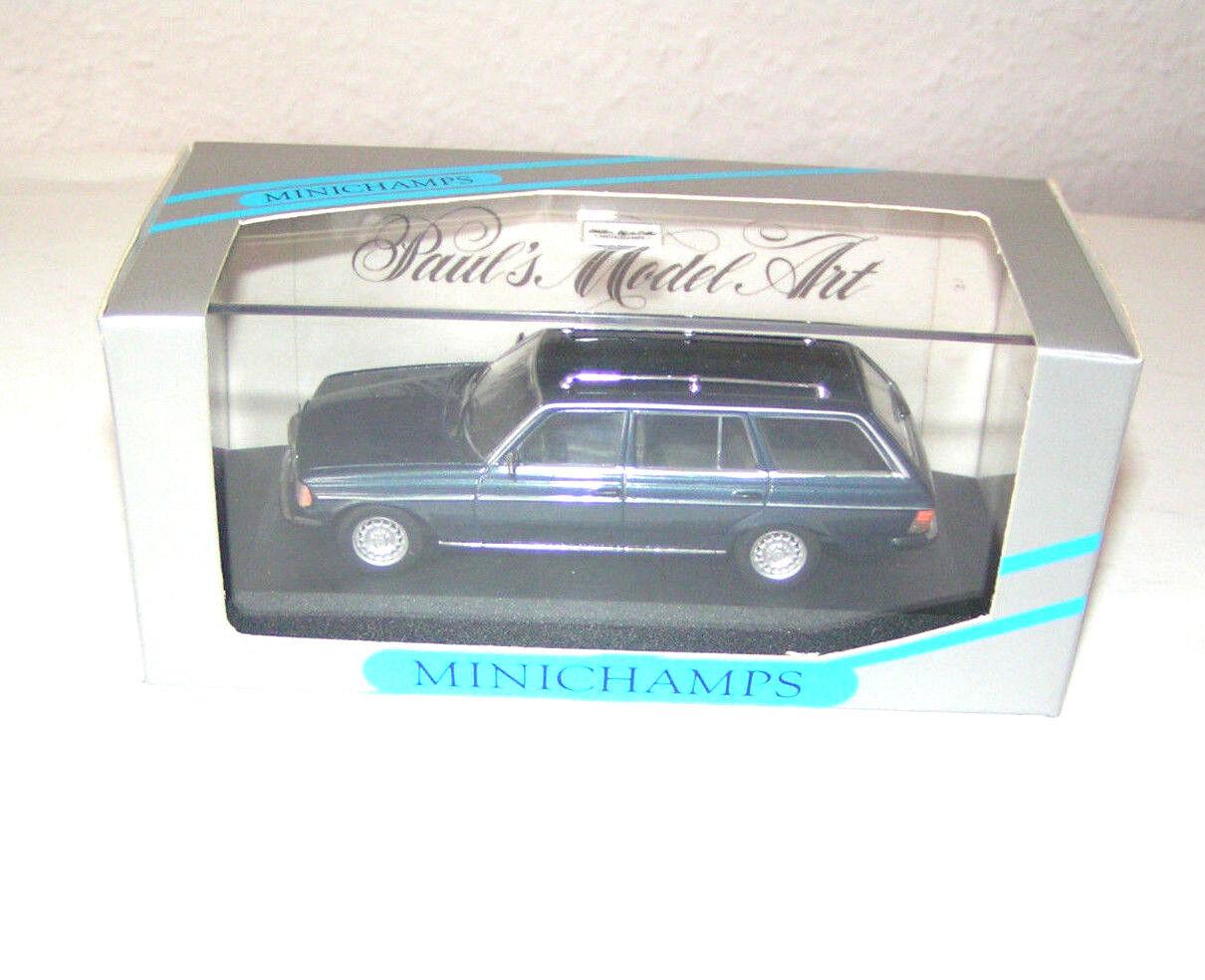 Mercedes Benz-W 123 Break-MERCEDES 280 TE-bleu Metallic-Minichamps Metallic-Minichamps Metallic-Minichamps 1 43 edd03e
