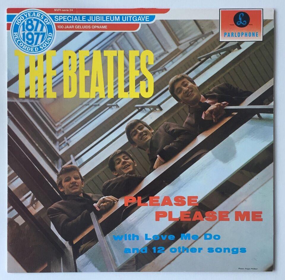 LP, The Beatles, Please Please Me