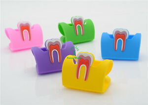 Dental clinic tooth business name card holder case display stand 5 image is loading dental clinic tooth business name card holder case colourmoves