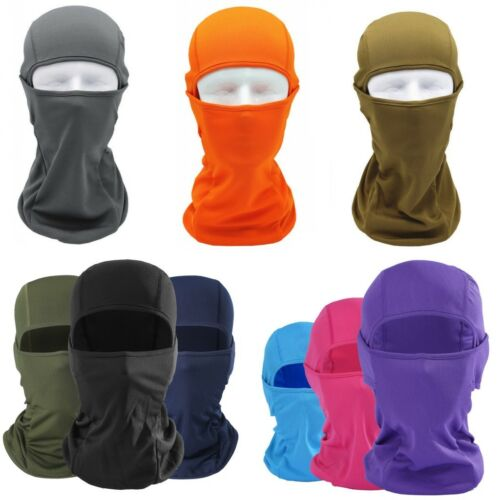 Balaclava Tactical Motorcycle Cycling Hunting Outdoor Ski Full Face Masks Helmet