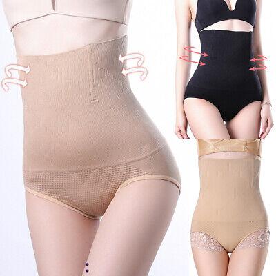 Damen Hohe Taille Slim Kontrolle Slip Body Shaper Slip Figurformend Unterwäsche