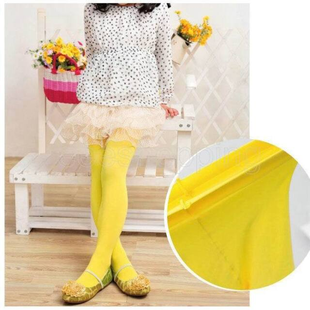 13 Color Girl Kid Tights Opaque Pantyhose Ballet Dance Pants Hot Q432