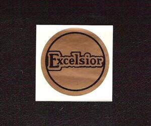 Schwinn Excelsior decal Colored Water