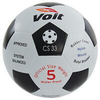 Voit Waterproof Rubber Soccer Ball - Size 4 on sale