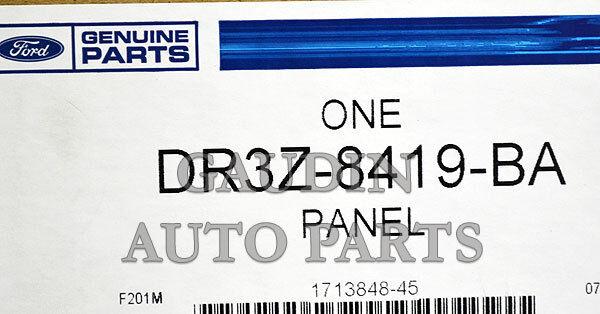 Genuine Ford Molding DR3Z-8419-BA