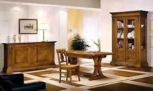 Credenza Sala Da Pranzo : Sala da pranzo credenza vetrina argentiera .disponibili tavoli e