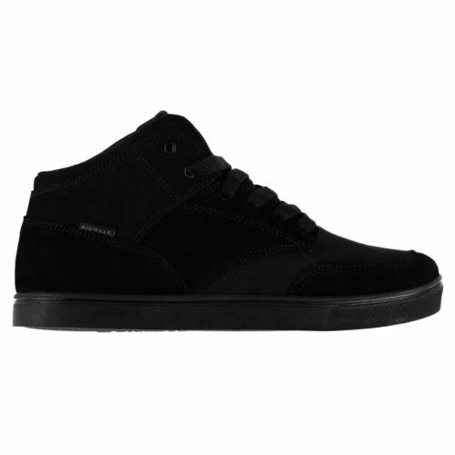 Chaussures Enfant Noir Airwalk Baskets Chaussure Breaker Mi De Skate r7W78ZHq