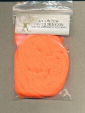 Nylon tow steelhead and salmon orange
