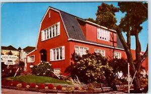 BERKELEY, California CA THE RED BARN Restaurant ca 1960s