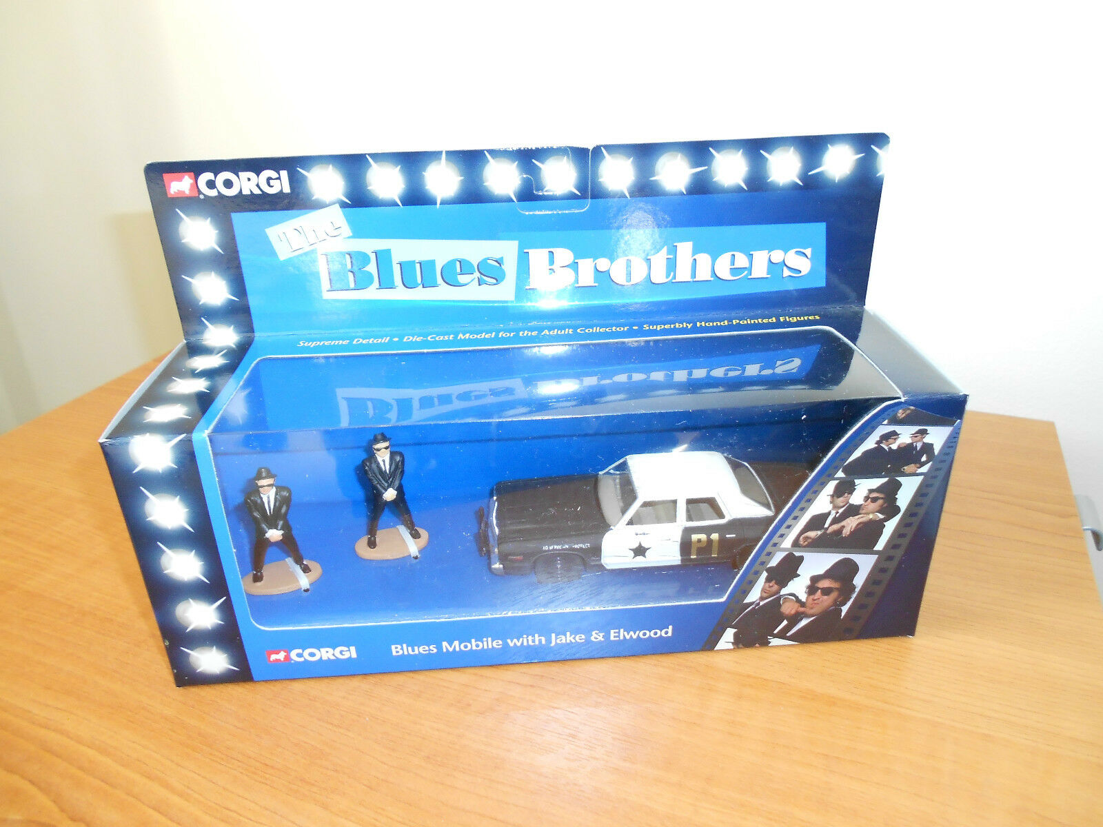 CORGI CC06001  The blus Brossohers  Dodge Monaco
