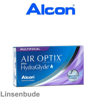 Alcon Air Optix Plus Hydraglyde Multifocal 1x6er Box Multifocale Monatslinsen Rabatte Verkauf