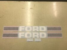Ford 772A Loader Decals