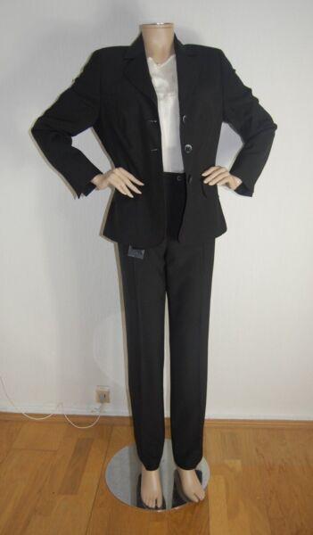 *** Eugen Klein *** Tuta Donna 2 Pezzi Business Blazer + Pantaloni Vestito *** Uvp: 239 €