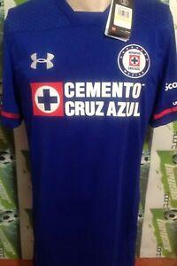 37a5d75ed92 Cruz Azul Jersey Under Armour Chivas America Tigres Rayados Pumas ...