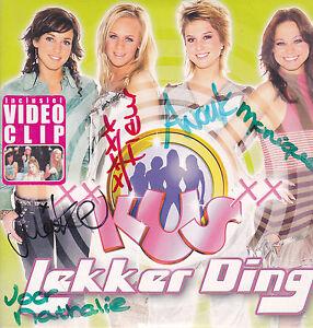 Kus-Lekker-Ding-cd-single-Met-Handtekeningen
