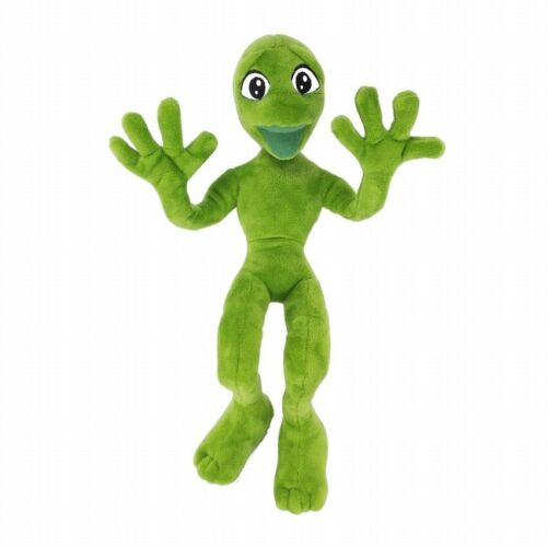 The Hottest Toy Adjustable Green Dancing Alien Frog Dame Tu Cosita Martian Toy