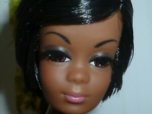 Barbie Vintage Repro Diahann Carroll Como Enfermera Julia09